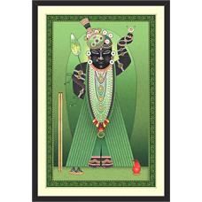 Shrinathji Paintings (Shrinathji-05)