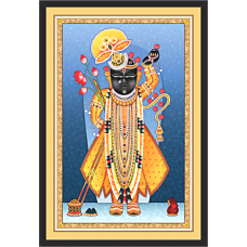 Shrinathji paintings (Shrinathji-06)