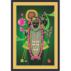 Shrinathji Paintings (Shrinathji-08)