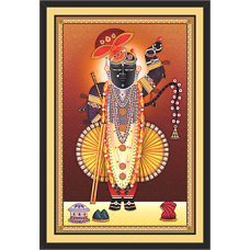 Shrinathji Paintings (Shrinathji-10)