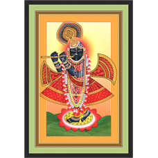 Shrinathji Paintings (Shrinathji-11)