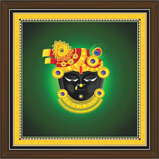 Shrinathji Paintings (Shrinathji-12)