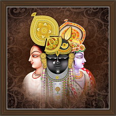 Shrinathji Paintings (Shrinathji-14)
