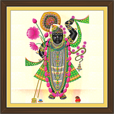 Shrinathji Paintings (Shrinathji-15)