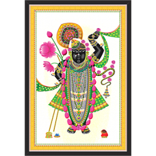 Shrinathji Paintings (Shrinathji-17)