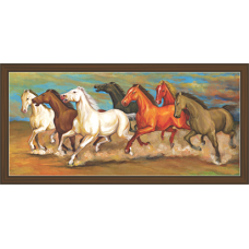 Horse Paintings (HH-3465)