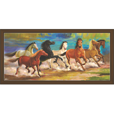 Horse Paintings (HH-3466)