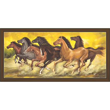 Horse Paintings (HH-3467)
