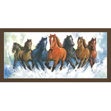 Horse Paintings (HH-3469)
