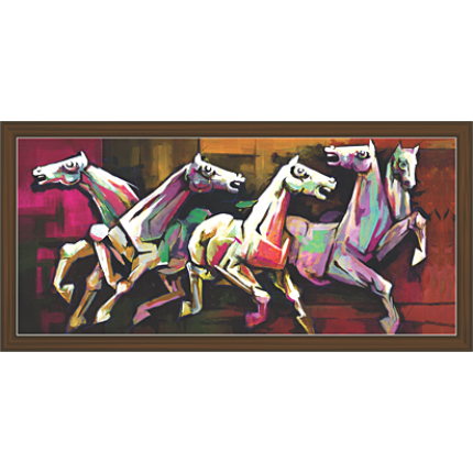 Horse Paintings (HH-3470)