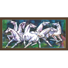 Horse Paintings (HH-3471)