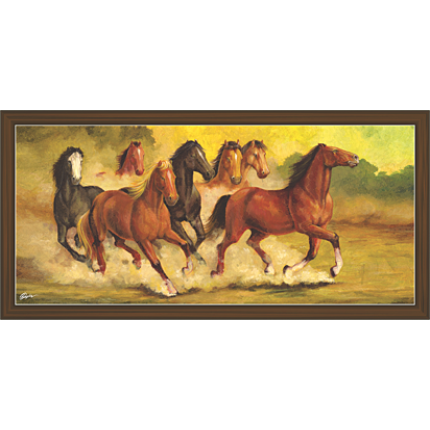 Horse Paintings (HH-3476)