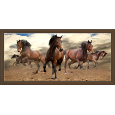 Horse Paintings (HH-3477)
