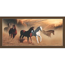 Horse Paintings (HH-3479)