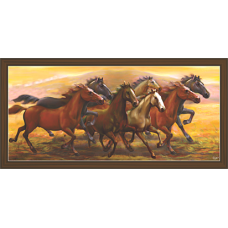 Horse Paintings (HH-3480)