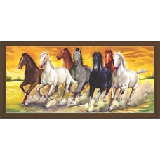 Horse Paintings (HH-3481)