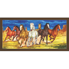 Horse Paintings (HH-3482)