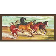 Horse Paintings (HH-3483)