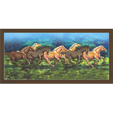 Horse Paintings (HH-3484)