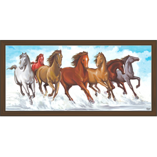 Horse Paintings (HH-3485)