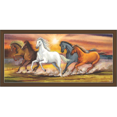 Horse Paintings (HH-3486)