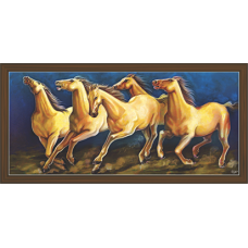 Horse Paintings (HH-3488)