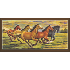 Horse Paintings (HH-3489)
