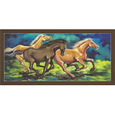 Horse Paintings (HH-3491)