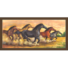 Horse Paintings (HH-3492)