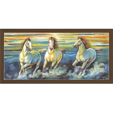 Horse Paintings (HH-3497)