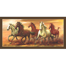 Horse Paintings (HH-3499)