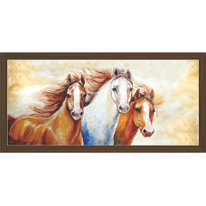Horse Paintings (HH-3535)