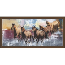 Horse Paintings (HH-3536)
