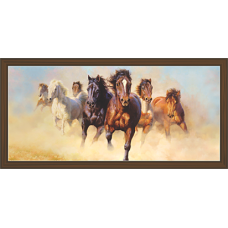 Horse Paintings (HH-3541)