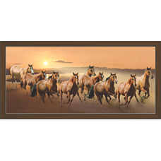 Horse Paintings (HH-3542)