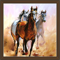 Horse Paintings (HS-3391)