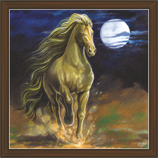 Horse Paintings (HS-3392)