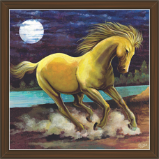 Horse Paintings (HS-3396)