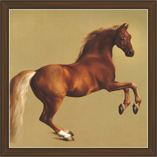 Horse Paintings (HS-3400)