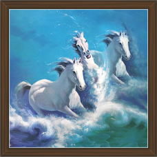 Horse Paintings (HS-3401)