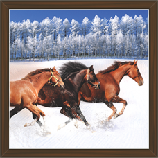Horse Paintings (HS-3402)