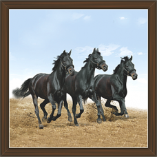 Horse Paintings (HS-3404)