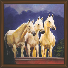 Horse Paintings (HS-3427)