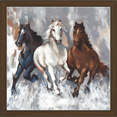 Horse Paintings (HS-3429)